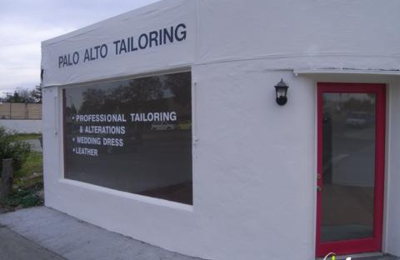 Palo Alto Tailoring & Cleaners - Palo Alto, CA