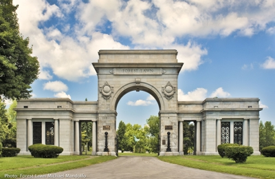 Forest Lawn Cemetery - Buffalo, NY