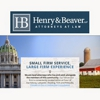 Henry & Beaver LLP Attorneys At Law