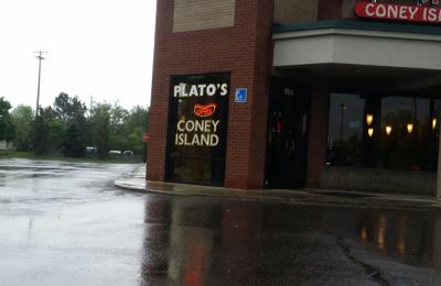 Plato S Coney Island 42405 Ford Rd Canton Mi 48187 Yp Com