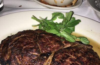 Morton's The Steakhouse - Los Angeles, CA. Cajun Ribeye