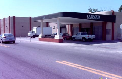La Gaceta Newspaper - Tampa, FL