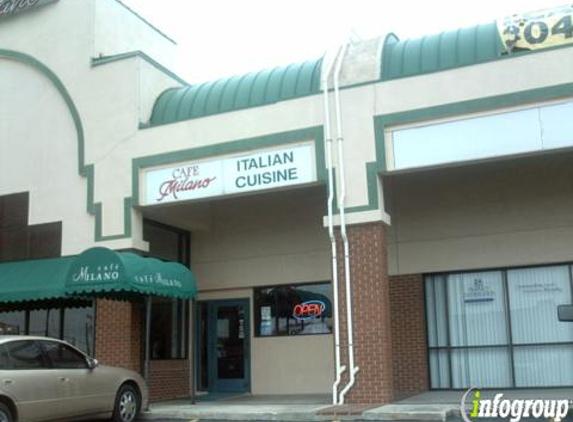 Cafe Milano - San Antonio, TX