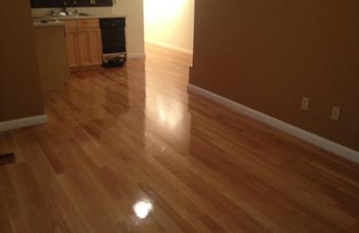 Elegant Hardwood Floor - Seattle, WA
