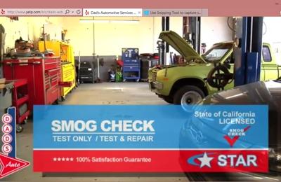 Dad's Automotive Service & Repair - Perris, CA