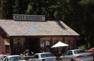 Alice S Restaurant 17288 Skyline Blvd Redwood City Ca
