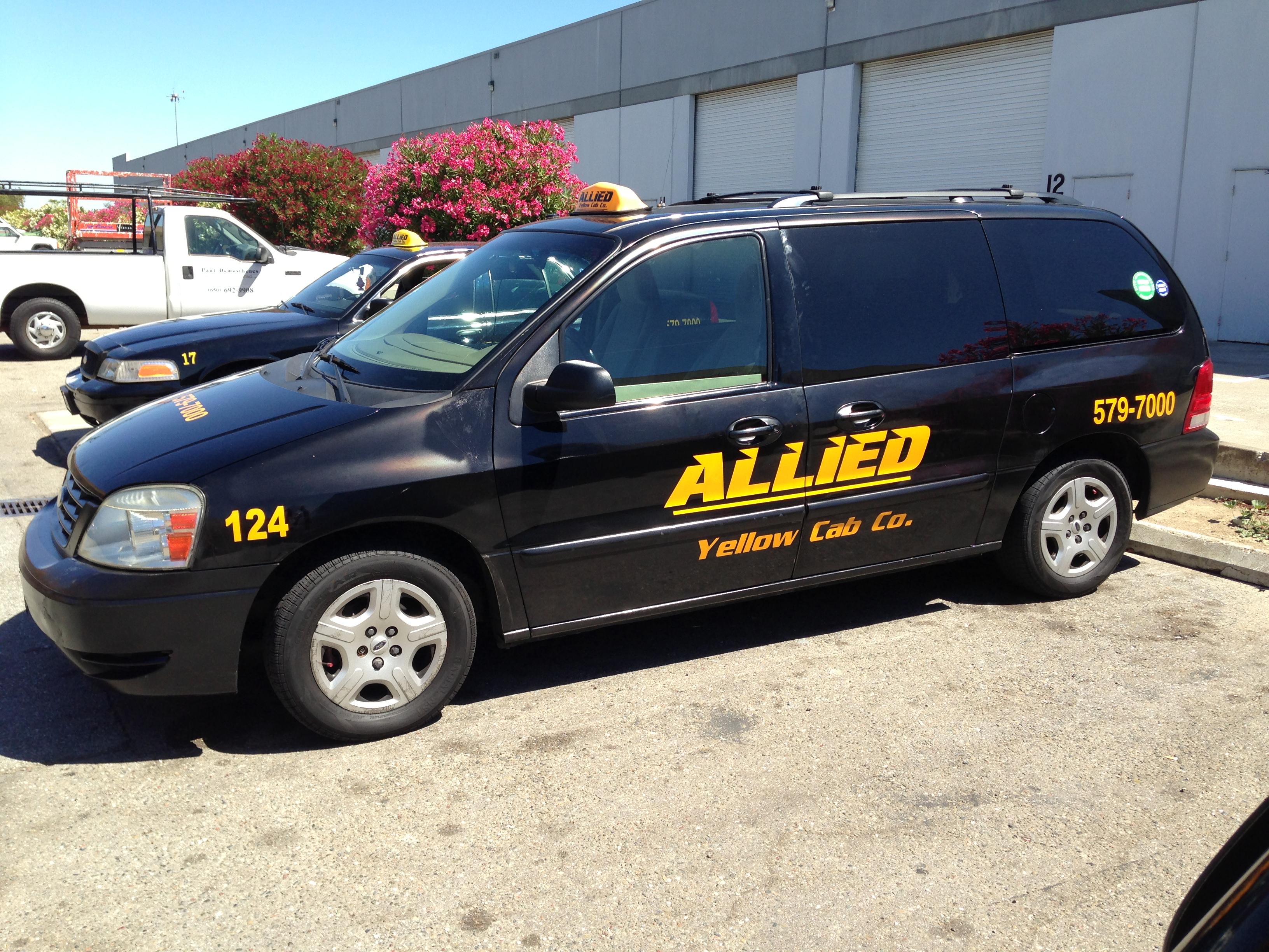Yellow Allied Cab PO Box 1629, Burlingame, CA 94011 - YP com