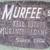 Murfee J E & Son Ins.