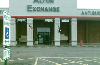 Alton Exchange Antique Mall - Alton, IL