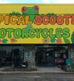 Tropical Scooters - Largo, FL