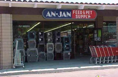 An-Jan Feed & Pet Supply - San Jose, CA