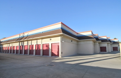 A-1 Self Storage - Concord, CA. Exterior Storage Units