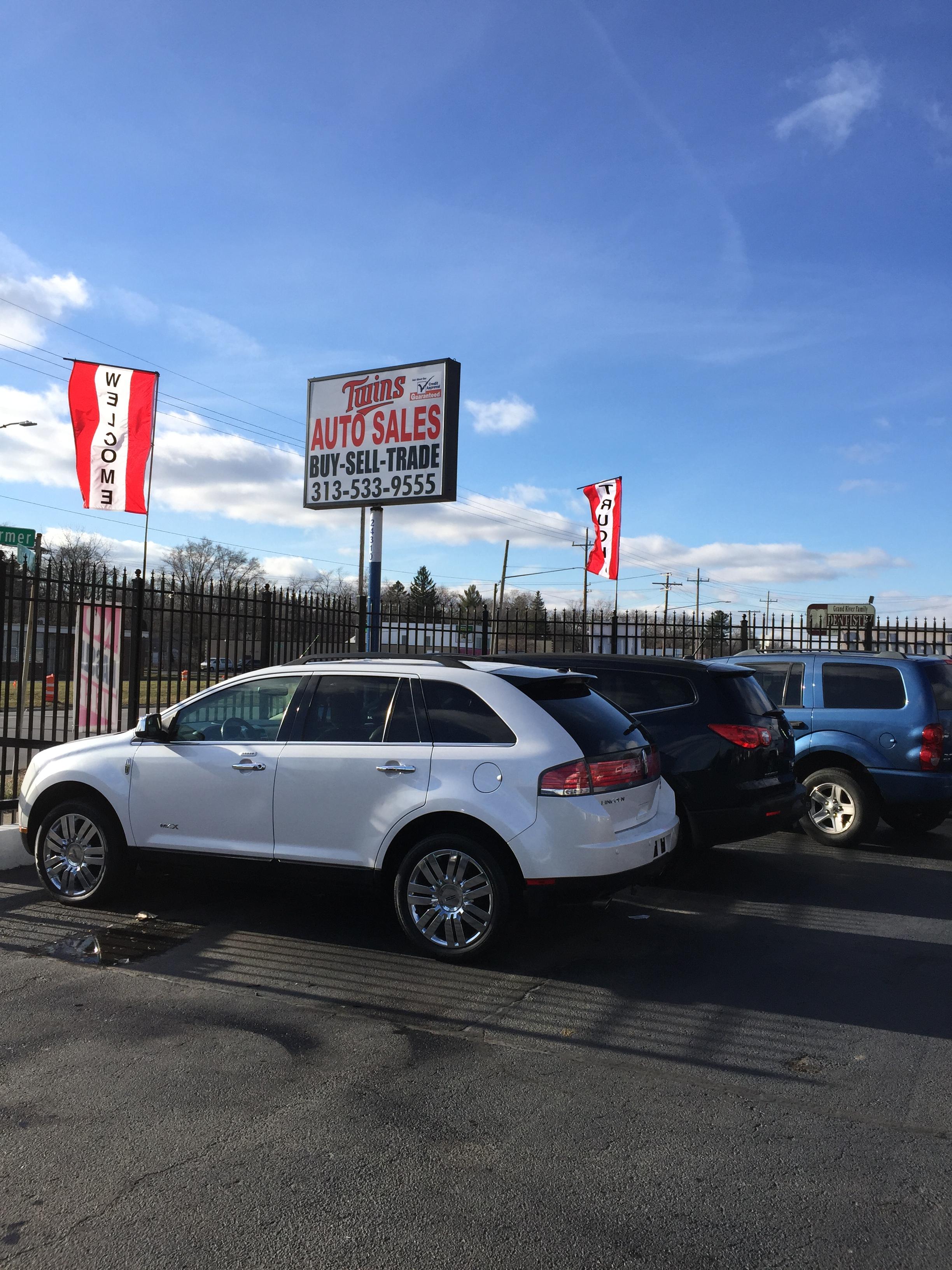 Twins Auto Sales inc Grand River Ave Detroit MI YP