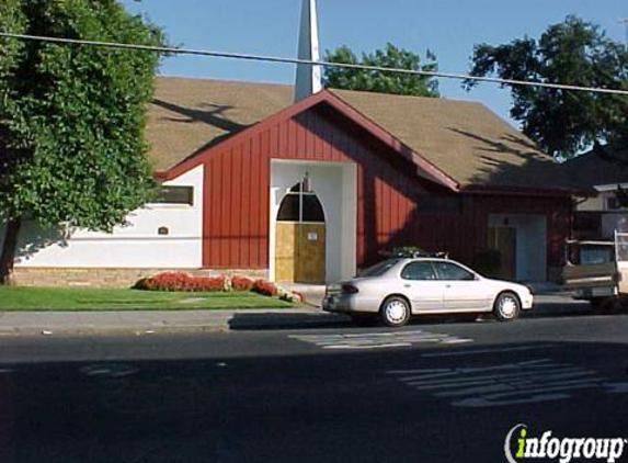 Antioch Baptist Church - San Jose, CA