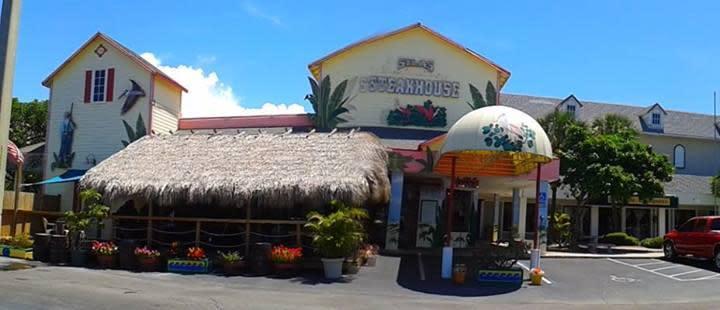 Silas S Steakhouse Amp Bayside 5501 Gulf Blvd St Pete Beach