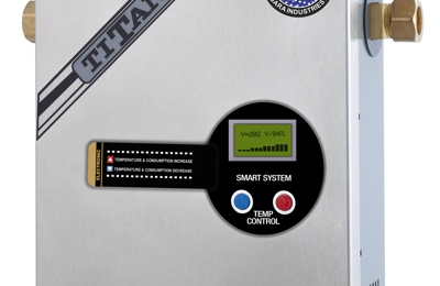 Niagara Industries Inc Titan Electronic Digital Tankless