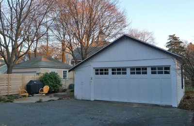 Elegant Diamond Overhead Door   Blackstone, MA. Garage Builder