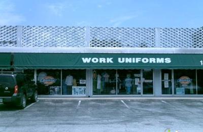 Tom's Work Uniforms - Clearwater, FL