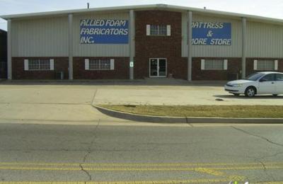Allied Foam Fabricators Inc - Oklahoma City, OK