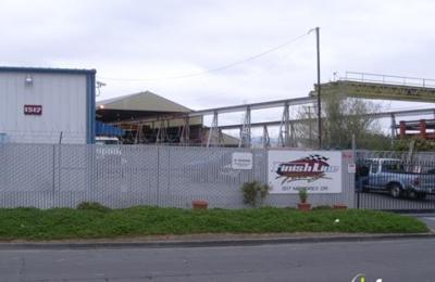 Finish Line Towing Inc. - Santa Clara, CA