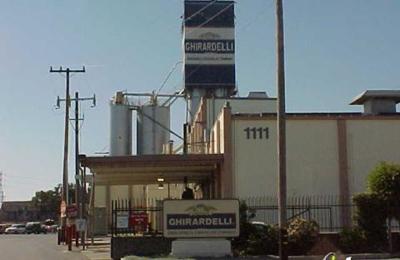 Ghirardelli Chocolate 1111 139th Ave, San Leandro, CA 94578