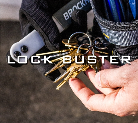 Lock Buster Locksmith - Decatur, GA