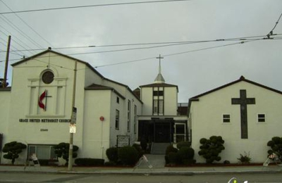 Grace United Methodist Church - San Francisco, CA
