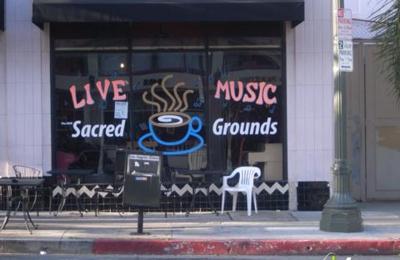 Sacred Grounds - San Pedro, CA