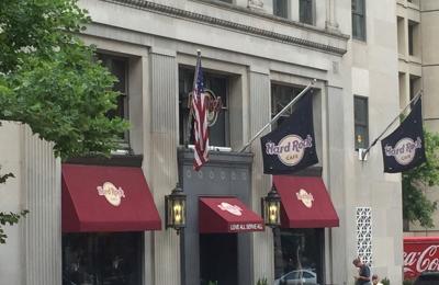 Hard Rock Cafe - Washington, DC