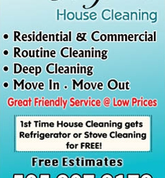 Reyna's House Cleaning - Albuquerque, NM