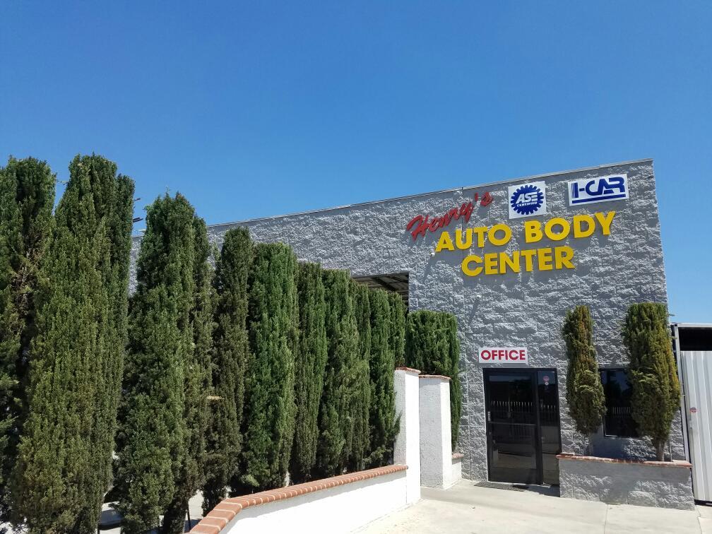 Henrys auto body center 7001 foothill blvd tujunga ca 91042 yp solutioingenieria Gallery