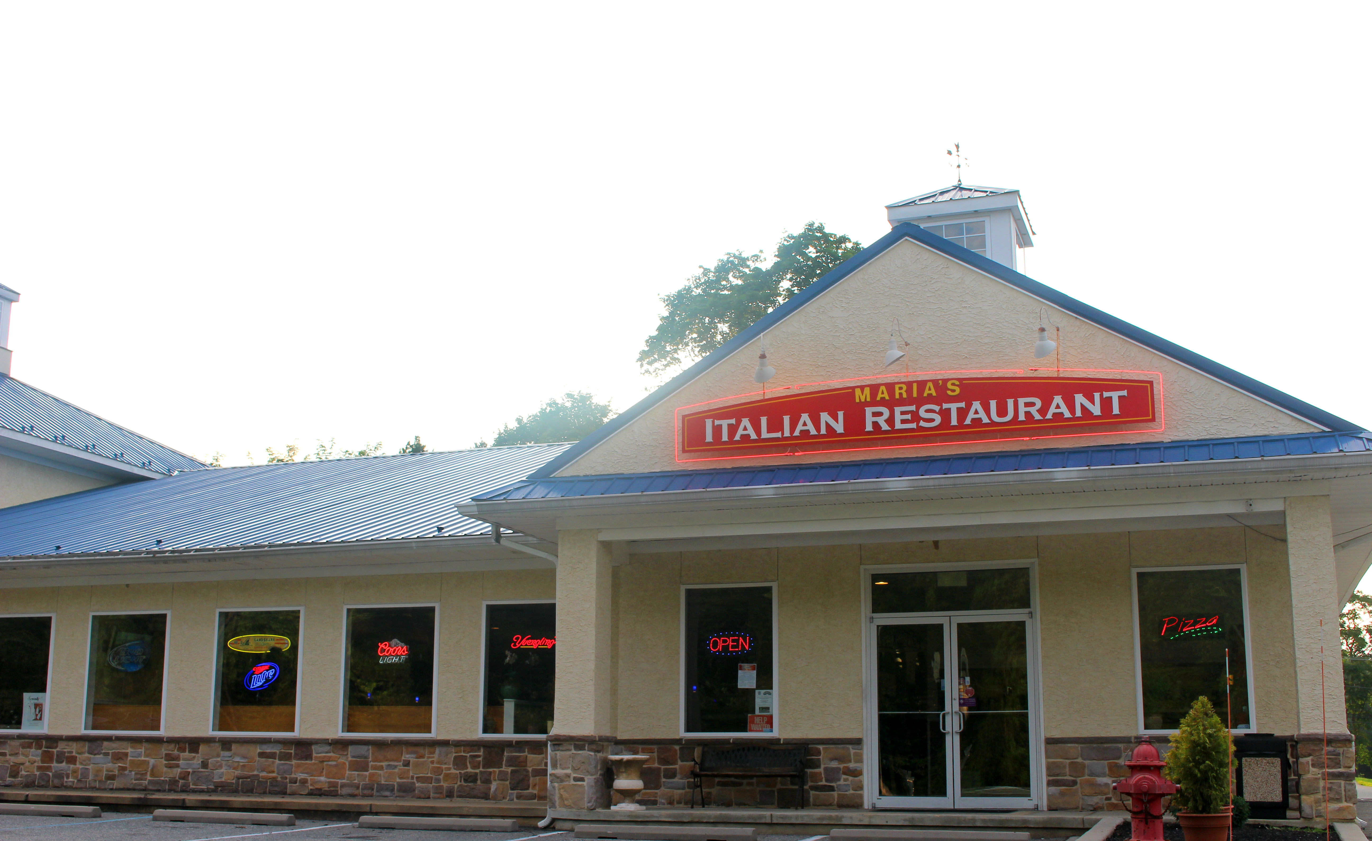 Maria S Pizza Marias Italian Restaurant 2525 Augustine Herman Hwy Ste A Chesapeake City Md 21915 Yp