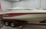 232 Rinker as it came in
