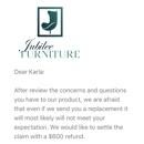 Jubilee Furniture