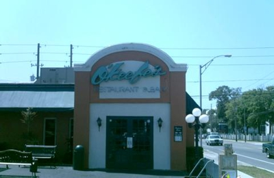 O Keefe S Restaurant 1219 Fort Harrison Ave Clearwater
