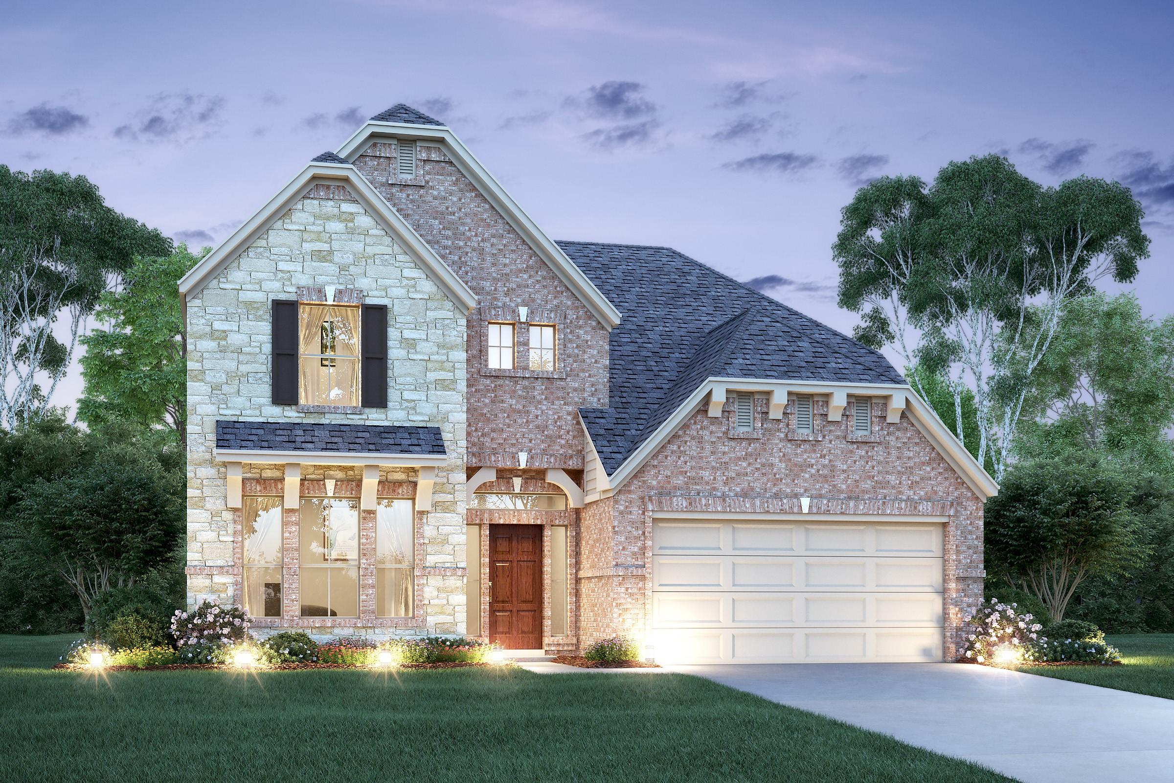 K. Hovnanian Homes Katy Pointe 24130 Prairie Glen Ln, Katy ...