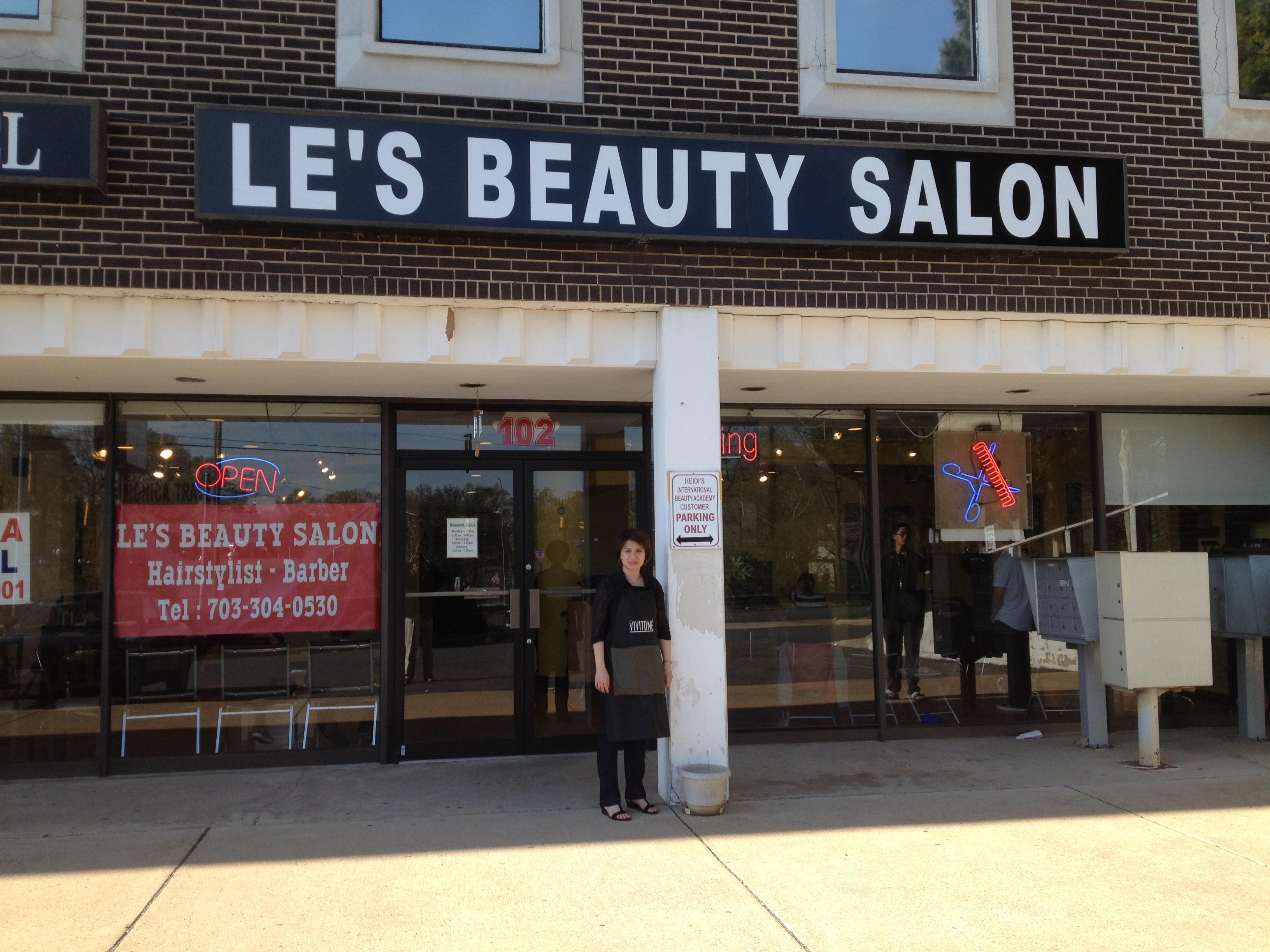 Le' Beauty Salon 32 Arlington Blvd Ste 32, Falls Church, VA ...