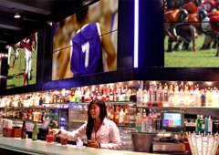 A Higher Standard P. S. - Orlando, FL. restaurant, hospitality, retail, etc. Digital signage makes you more effective!