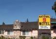 National 9 Motel - Santa Cruz, CA