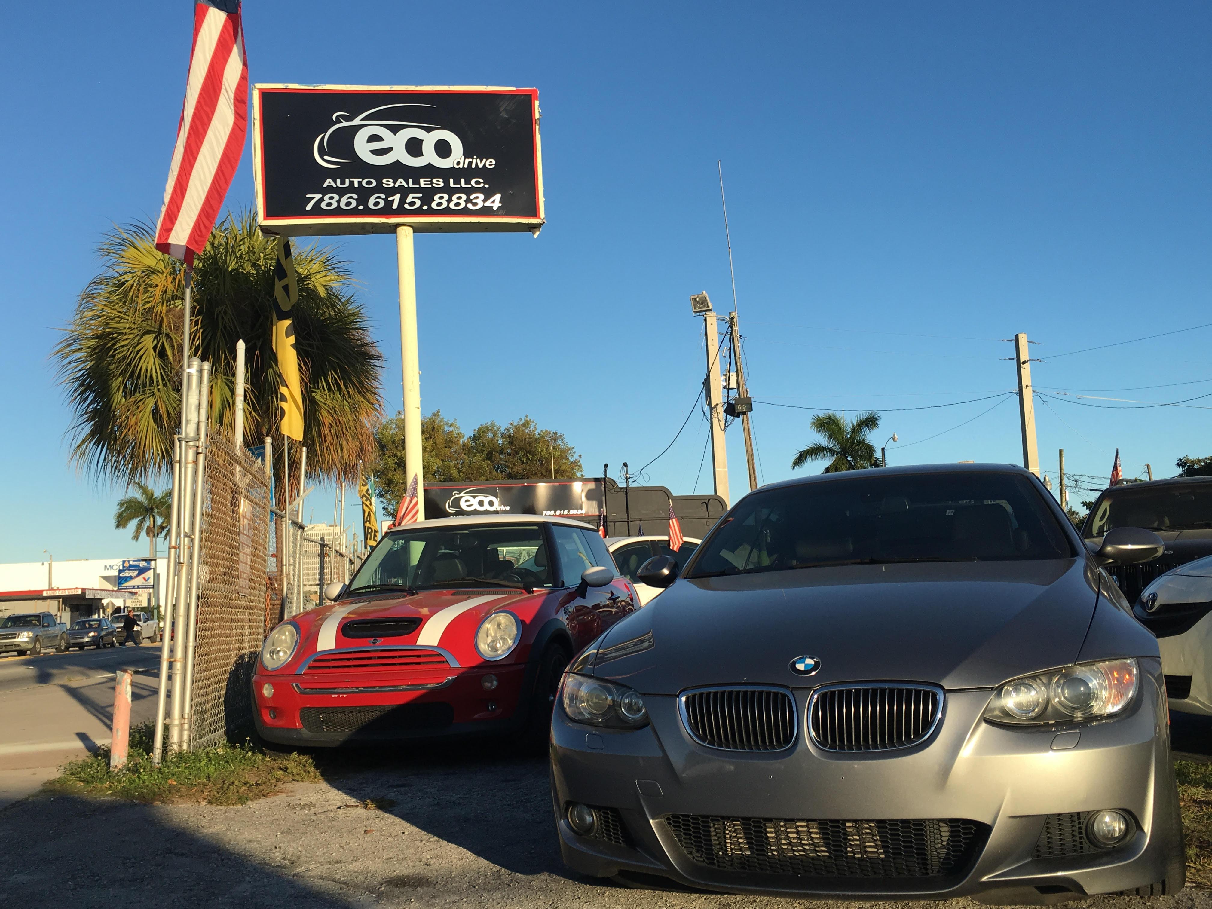 ECODRIVE AUTO SALES 3160 SW 8th ST Miami FL YP