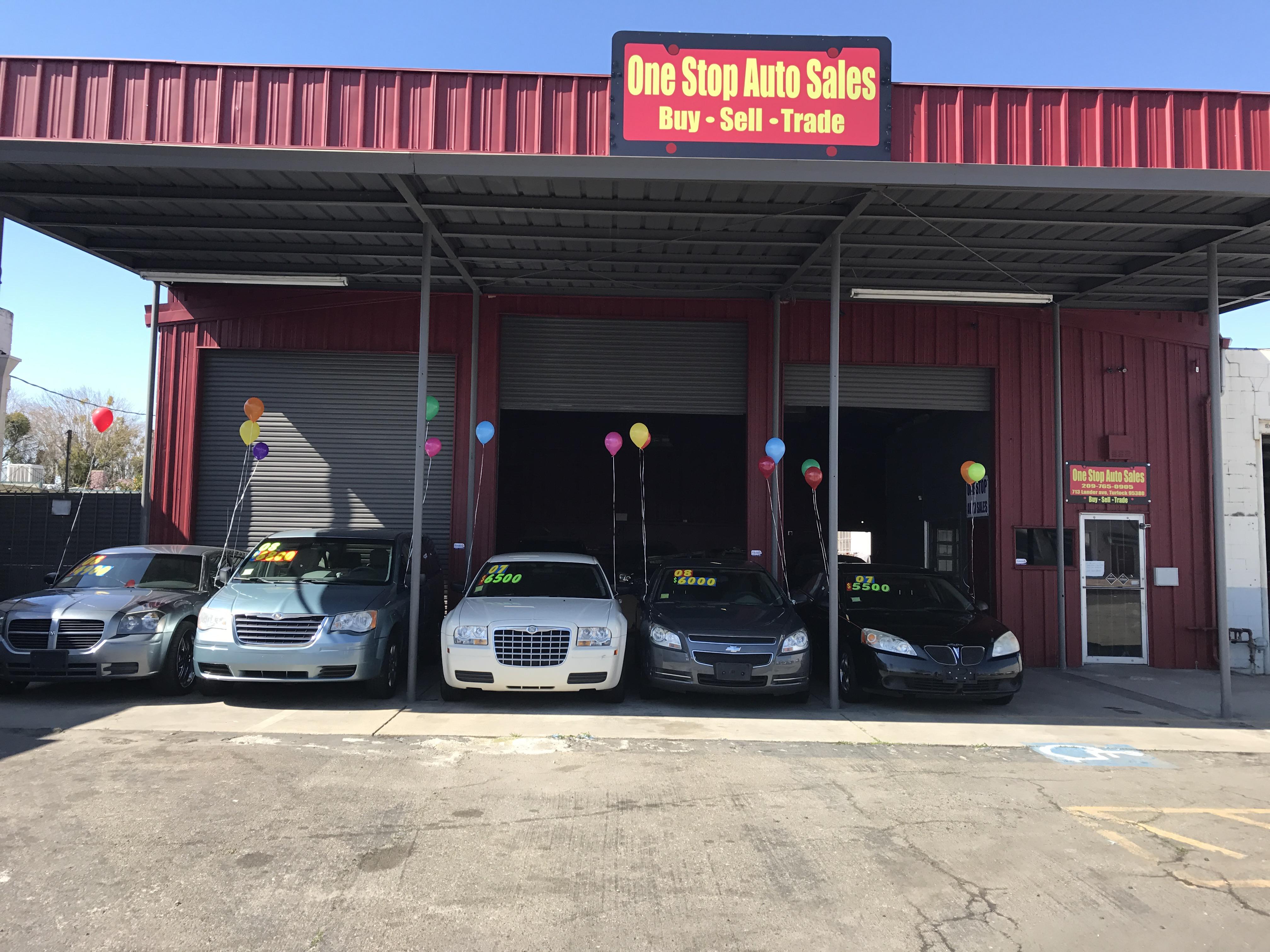 One Stop Automotive >> One Stop Auto Sales 713 Lander Ave Turlock Ca 95380 Yp Com