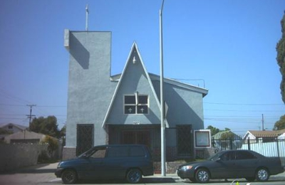 Nadeau Street Church of God In Christ - Los Angeles, CA