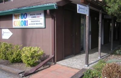 Joanne's Print Shop - Sausalito, CA