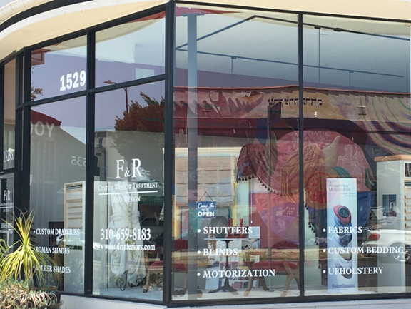 F & R Interiors and Window Treatments - Los Angeles, CA