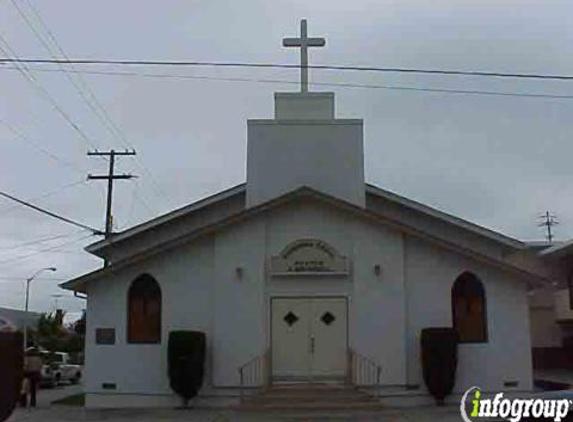 Macedonia Church Of God In Christ - San Mateo, CA