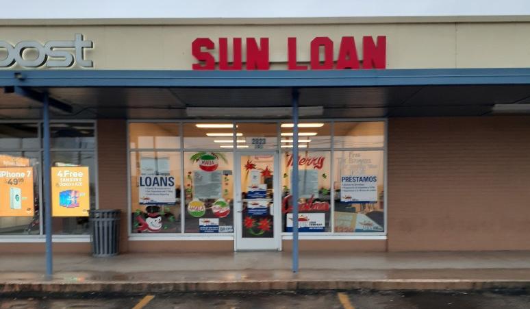 Sun Loan Company 2023 Goliad Rd Ste 101 San Antonio Tx 78223 Yp Com