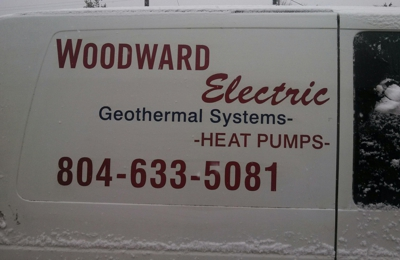 WOODWARD ELECTRIC CO. - Bowling Green, VA