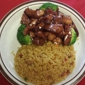 CHINA WOK - Umatilla, FL. Bourbon chicken