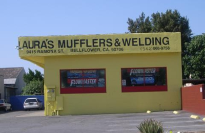 Laura's Mufflers & Cooling - Bellflower, CA