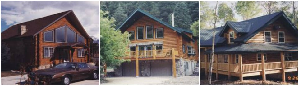 Timberline Log Homes - Orem - UT